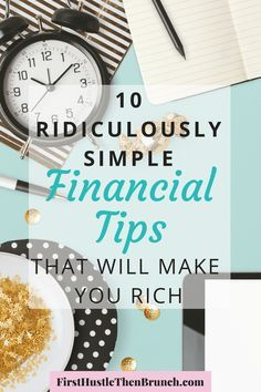 Financial management can be a bit overwhelming, especially when you're young. However, developing good money management habits now, will lead to your long-term success! Here are 10 simple tips that will MAKE YOU RICH!! #debt #debtfree #money #personalfinance #financialfreedom #financial #debtsnowball #daveramsey #studentloans #millennials #millennialblogger #savemoney #savingmoney #saving #makemoney #makingmoney #sidehustle