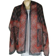 India Apparel Women Silk Scarves Printed Rectangular (Apparel)  http://www.1-in-30.com/crt.php?p=B006DXWZB0  B006DXWZB0