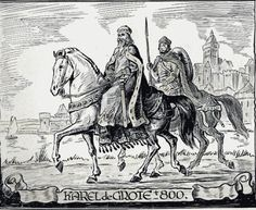 Charlemagne 800