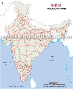 #India Road Map