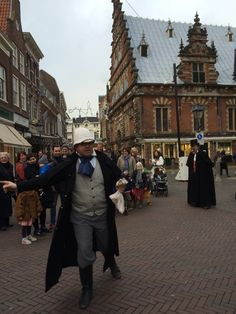 Anton Pieckparade -Haarlem