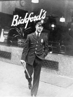 1940s NYPD Beat Cop