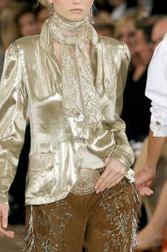 256 details photos of Ralph Lauren at New York Fashion Week Spring 2011.
