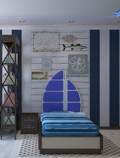 Looking for fun kid's bedroom ideas? You're in luck! We've got 6 color scheme ideas for children bedrooms that will add a good dose of fun to their bedroom decor. Small Room Bedroom, Bedroom Ideas, Bedroom Decor, Home Decor Trends, Home Decor Styles, Decor Ideas, Bedroom Paint Colors, Room Colors, Cool Kids Bedrooms