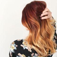 awesome Потрясающие рыжие волосы (50 фото) — Какие бывают оттенки?