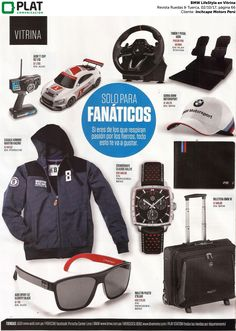 Inchcape Motors Perú: BMW LifeStyle en vitrina en la revista Ruedas & Tuercas  de Perú (02/10/2017)