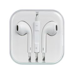 Compatible with: Apple products 30 Day Money Back Guarantee Overview: Listen to your favorite tunes on your iPhone, iPod, or iPad on the go. - 3.5mm features noise isolation and ultra comfortable sili