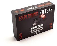 Exploding Kittens LLC Exploding Kittens NSFW Edition (Explicit Content)