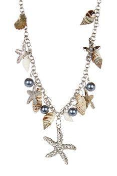 Amrita Singh Bali Beach Necklace