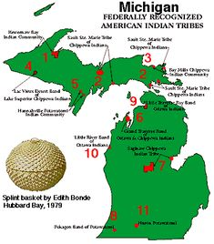 Federally recognized Indian tribes of Michigan. Native American Images, Native American Artifacts, Native American Tribes, Native American History, Sioux Tribe, Medicine Wheel, Indian Tribes, Nativity, Ottawa