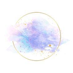 Luxury pastel blue golden frame Free Vec... | Free Vector #Freepik #freevector #frame #watercolor #gold #blue Poster Background Design, Flower Background Wallpaper, Pastel Background, Flower Backgrounds, Watercolor Background, Wallpaper Backgrounds, Watercolor Circles, Watercolor Logo, Illustration Rose
