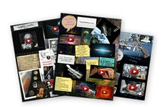 Glogster es una aplicación web que nos permite crear y compartir pósters multimedia interactivos. RECORDAR