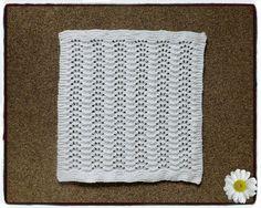 Meadow Sweet Baby Blanket  - https://mariannaslazydaisydays.blogspot.com/2017/02/meadow-sweet-baby-blanket.html