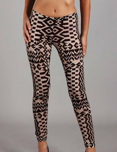 Ethnic Print Leggings Order Here: http://www.facebook.com/pages/Hey-Good-Lookin-Boutique/365284796885361?ref=stream
