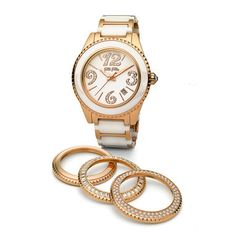 Discover ceramic watches online by Folli Follie! Ceramic watches for all styles! Ceramic Materials, Watches Online, Michael Kors Watch, Gold Watch, Bracelet Watch, Rose Gold, Seasons, Ceramics, Stylish