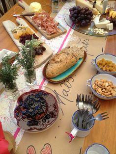 Detalhes da mesa de Melissa Sales (Brasil Natal-RN) mother day