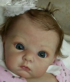 Doll look like a real Baby