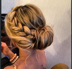 hair styles updo
