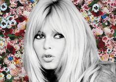 Bridget Bardot - headshot inspiration