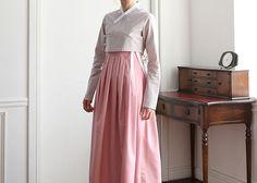 Pastel checked JEOGORI - Hwang Yi-seul/Dew Hwang | Leesle