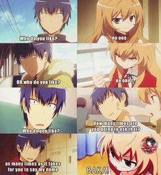 Mi pareja anime favorita <3