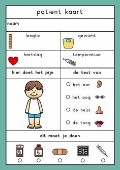 themahoek huisarts Club, School, Amsterdam, Vocabulary, Fragrance, Seeds