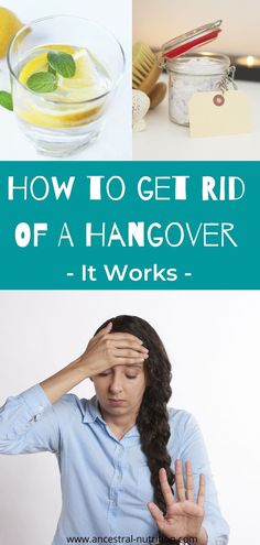 How To Get Rid of A Hangover In Six Easy Steps - Get rid of your upset stomach and mean headaches immediately and effectively with these easy natural remedies! It's all about eating the right food and drinking my secret anti hangover water Upset Stomach Remedy, Stomach Remedies, Food For Upset Stomach, Hangover Remedies, Headache Remedies, Anti Hangover, Health And Beauty Tips, Health Tips, Health And Wellness