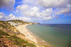 """Praia da Salema, una de las playas """"made in #Algarve Portugal"""