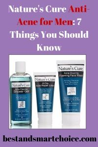 NEED TO LOOK INTO   Nature's Cure Anti-Acne for Men: 7 Things You Should Know  Click here -> http://bestandsmartchoice.com/2014/09/good-acne-treatment-men-natures-cure/