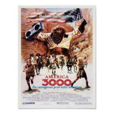#vintage - #America 3000 01 movie poster