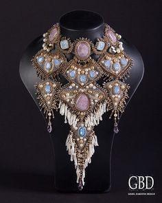 Necklace, handmade beads.  Fair Masters - handmade San Marco.  Handmade.