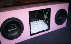 speakerbox surprise maken