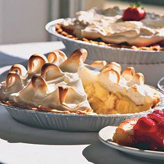 Best Southern Pies: Banana Caramel, Not Just Pie - Best Southern Pies - Southern Living