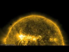 This NASA footage of yesterday's Venus transit took our breath away. We hope you find it inspiring, too.
