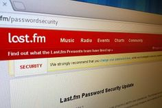 IT-Security - Last.fm-Hack: Datensatz von 43 Millionen Usern im Netz - http://ift.tt/2c33JMw