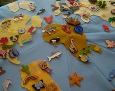 cup of coco, custom room decor, unique kids rooms, playrooms, installation art - Blog - Felt Globe: Version2