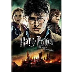 Harry Potter and the Deathly Hallows, Part 2 (Widescreen) ($15) ❤ liked on Polyvore featuring movies, harry potter and pictures