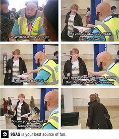 Poor Ron.. HAHA!