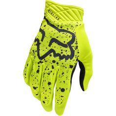 Dirt Bike Fox Racing 2016 Airline Gloves - A1 Kroma LE | MotoSport