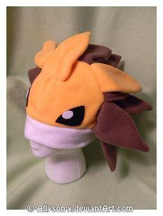 Sandslash Hat by Allyson-x.deviantart.com on @deviantART