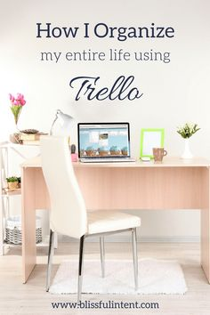 Trello is a great free tool that you can use to organize your entire life! Find out how I use Trello to organize my family. Trello tips | Trello Templates | Trello Ideas | Clean and organized home | Organized Home | To do list organization