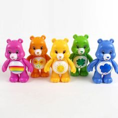 Image result for barbie wearing care bears