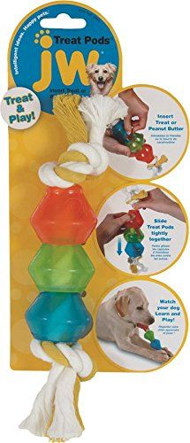 JW Pet Company Treat Pod for Dogs Small >>> You can get additional details at the image link.(This is an Amazon affiliate link and I receive a commission for the sales)