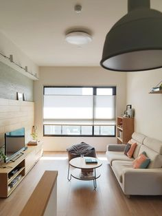 Both Of These Beautiful Apartments Make Great Use Open Living Areas To Maximize The Usability