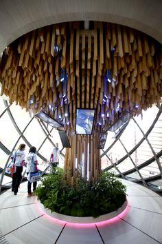 #Azerbaijan #Pavilion #Expo2015 #WorldsFair