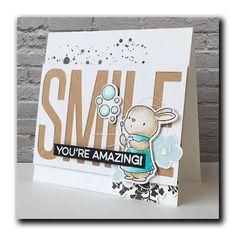 skrepsels: smile you're amazing