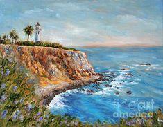 'Lighthouse View' by Jennifer Beaudet on Fineartamerica.com