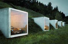amazing. Mountain-Parking-Garage