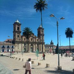 Zipaquira plaza principal