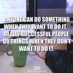 Consistency is key!!